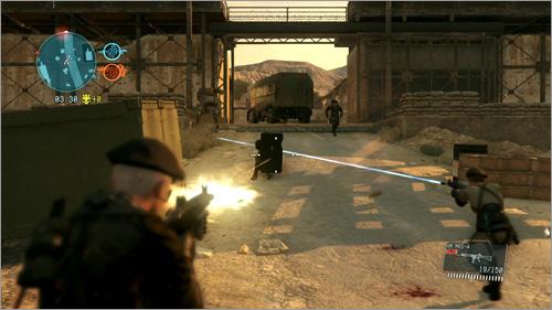 [TGS 2015] Konami muestra la jugabilidad de Metal Gear Online Mgo